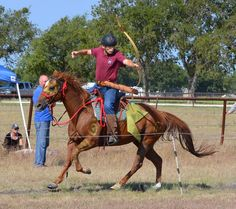 Archery Training, Mounted Archery, Mini Bow, The St, Camps, Benefit, Competition, Students, Texas
