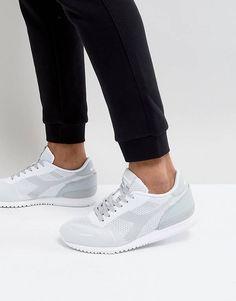 adidas originali in super sneakers bianche cq2223