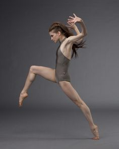 Elena Lobsanova, National Ballet of Canada. Photograph: Aleksandar Antonijevic.