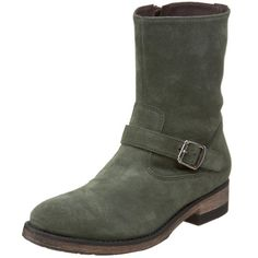 Yin Women's Blave Ankle Boot,Velour Militare,37 EU / 7 B(M) US >>> Find out more about the great product at the image link.