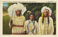 About Native Americans: About the Cherokee Gods