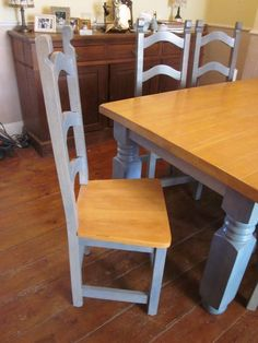 Painted Base Table The Cotswold Farmhouse Range Please Quote Reference Winchcombe A Fantastic Pine With Chunky 40mm Top Mad