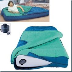 Inflatable Mattress Sleeping Bag