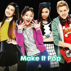 Make it Pop Nickelodeon Shows, Dance Moves, Pop Music, Favorite Tv Shows, Cute Couples, Pop Culture, Pop Art, Music Videos, Hip Hop