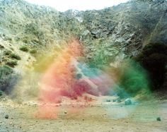 Photographer Goes Searching For Ghosts, Finds Awesome Smoke Bombs Instead | Co.Design: business + innovation + design