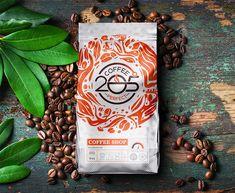 November's Top 9 at 99 - Packaging design - Vegan Food Packaging Design, Coffee Packaging, Coffee Branding, Soap Packaging, Packaging Design Inspiration, Bottle Packaging, Design Package, Coffee Label, Coffee Shot
