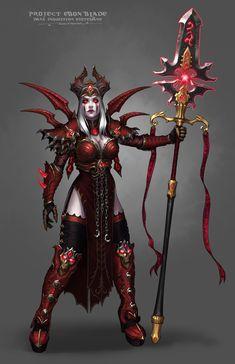 word of warcraft-Sally Whitemane art,so cool. World Of Warcraft Characters, Fantasy Characters, Female Characters, Word Of Warcraft, Warcraft Art, Fantasy Armor, Dark Fantasy Art, Fantasy Women, Fantasy Girl
