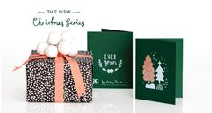 The Evergreen series designed by Darling Clementine