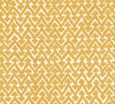 Rabanna from Fermoie #textiles #fabric #cotton #yellow