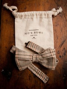 Mo's Bows Handmade Bow Ties | Bourbon & Boots. Created by an 11 tear old out of Tenn. not kidding, y'all!!