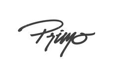 Logotype for Dj Primo on Behance