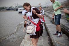 Последний звонок – 2013. Фоторепортаж – Дети – Материалы сайта – Сноб Арсений Несходимов