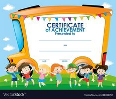 Sports Day Certificates, Certificate Of Participation Template, Free Certificate Templates, Award Certificates, School Certificate, Certificate Design, Inside Schools, School Images, Business Plan Template