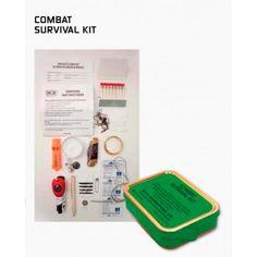 Kit de supervivencia de combate BCB. Ahora en descuento.