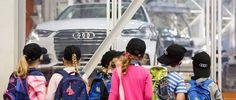 探訪奧迪百年工廠這裡在醞釀什麼汽車黑科技?