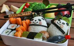 Recipes for Bento-Boxes