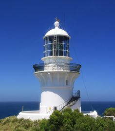 Sugarloaf Point Light - New South Wales, Australia