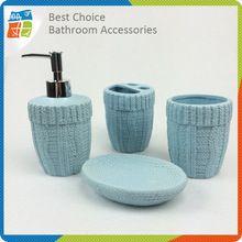 Naturaleza de cerámica barata <strong> Baño </ strong> Set