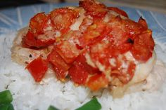 What Would Jeanna Cook: Tomato Baked Chicken