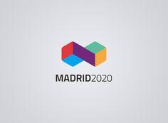 Madrid 2020 Redesign on Branding Served