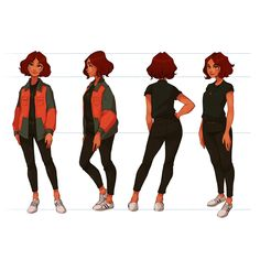 Character Design - March 2018 on Behance Character Poses, Female Character Design, Character Sheet, Character Drawing, Character Design Inspiration, Character Concept, Concept Art, Fantasy Character, Character Design Animation
