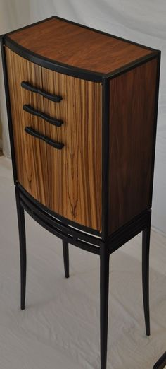 Custom Made Asian Cabinet