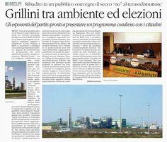 Grillini tra ambiente ed elezioni