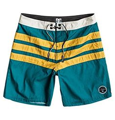 DC Men's Hamilton Boardshort, Atlantic Depth, 38 *** Detailed information can be found by clicking on the image