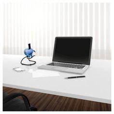 Vornado - 2-Speed Zippi Personal Fan - Blueberry, Blue