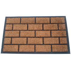 V našej ponuke nájdete vstupné čistiacerohože a rohožky pred dvere, ktoré sú vyrábané v rôznych rozmeroch, typoch, materiáloch a farbách. Široký výber rohoži za bezkonkurenčné ceny. Taktiež máme v ponuke aj rôzne gumené a gumové rohože. Brick Wall, Home Decor, Decoration Home, Room Decor, Brick Walls, Exposed Brick, Home Interior Design, Brickwork, Home Decoration
