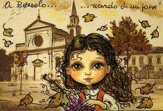Cartoline dipinte: settembre 2010