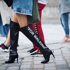 Were thinking London Fashion Week street style was better thanhellip