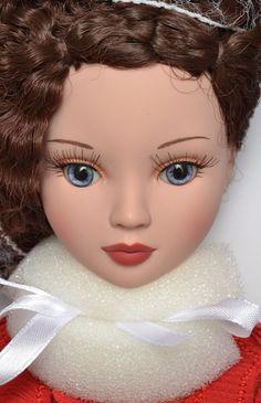"Ellowyne Wilde Wistful Red 16"" Dressed Doll Wilde Imagination NEW #Tonner"