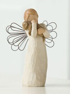 Angel of Friendship - Willow Tree Angels 26011   Demdaco