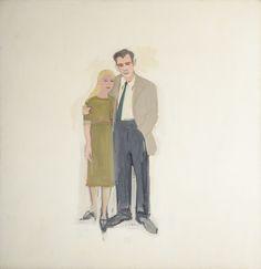 Alex Katz at 88: Portrait of the artist unable to slow down - The Washington Post