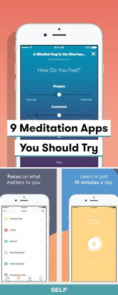 Whether you're a meditation regular or a total beginner, these free meditation apps can help you relax and unwind. Apps like Headspace and Smiling Mind will help you ease a number of mental stresses like anxiety, and prevent burnout.