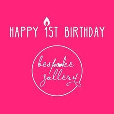 🎂💞 BESPOKE GALLERY 1ST BIRTHDAY LOOP GIVEAWAY - 7PM AEDT TONIGHT! 💞🎂 together with a bunch of amazing businesses we are giving away over $800 worth of handmade goodies over on Instagram! starts 7pm AEDT. be there!  #comingsoon #staytuned #bethereorbesquare #bespokegallery #firstbirthday #weareone #happybirthday #goodluck #supportsmall #supportlocal #loopgiveaway #instaloop #loop #instagramcontest #instagramgiveaway #giveaway #win #prizes #contest #freebies #entertowin #instawin…