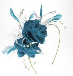 Wedding FascinatorBridal FascinatorGuest by AnnieLaurieBridal
