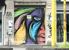 Milan 2014 - Street Art 1
