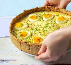Wielkanocna tarta | Domowe Wypieki Avocado Egg, Easter Recipes, Cake Cookies, Hamburger, Good Food, Food And Drink, Cooking Recipes, Eggs, Favorite Recipes