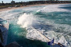 Icebergs Saltwater pool - Bondi beach