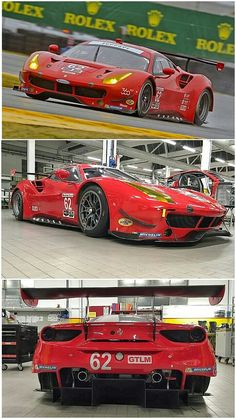 Ferrari is ready to paint the podium red at the 2017 Daytona 24 Hour endurance classic.  The No.62 Risi Competizione Ferrari 488 GTE scored a dominant victory in last year's IMSA finale, the Petit Le Mans at Road Atlanta. The winning driver lineup from that race of Ferrari factory drivers James Calado, Giancarlo Fisichella and Toni Vilander will return with Risi Competizione, each seeking their first victory at Daytona International Speedway. #ScuderiaFerrari #RedSeason #Daytona24