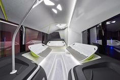 Future Bus By Mercedes