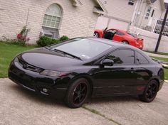 2008 Honda Civic, this will be my car very soon, if it's the last thing I do! :)