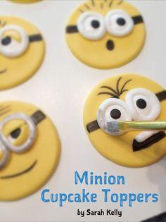 minion cupcakes                                                       …