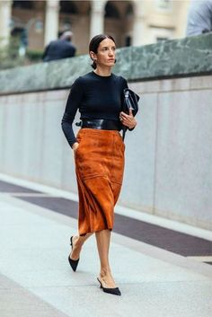 Stunning 70 Outfits Knee Length Street Style Ideas Source by Fashion Ideas Looks Street Style, Looks Style, Style Me, Girlie Style, Mode Outfits, Casual Outfits, Fashion Outfits, Fashion Ideas, Fashion Tips