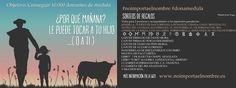 Proyecto solidario que nace en Pamplona para impulsar la donación de médula