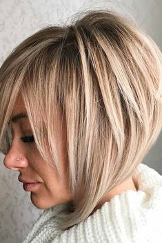 Looking for the best way to bob hairstyles 2019 to get new bob look hair ? It's a great idea to have bob hairstyle for women and girls who have hairstyle way. You can get adorable and stunning look with… Continue Reading → Bob Hairstyles With Bangs, Bob Hairstyles For Thick, Spring Hairstyles, Ponytail Hairstyles, Celebrity Hairstyles, Womens Bob Hairstyles, Short To Medium Haircuts, Short Inverted Bob Haircuts, Medium Bob With Bangs