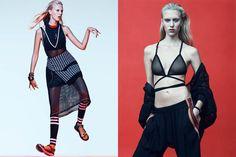 Sebastian Kim, Vogue Australia, Boston Red, Fashion Photography, Portrait, Studio, Nice, Model, Photographers