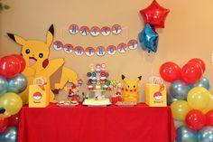 Pokémon Party Ideas